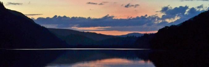Sunset on Loch Eck